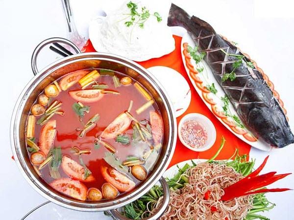 Lẩu cá Tầm Đà Lạt - Top món ngon đặc sản Đà Lạt phải thử
