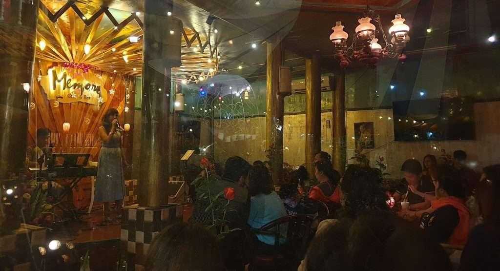 Phòng trà nhạc Trịnh Acoustic Memory phục vụ hàng đêm