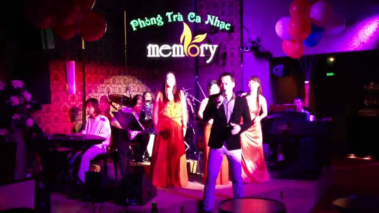 phòng trà ca nhạc Memory