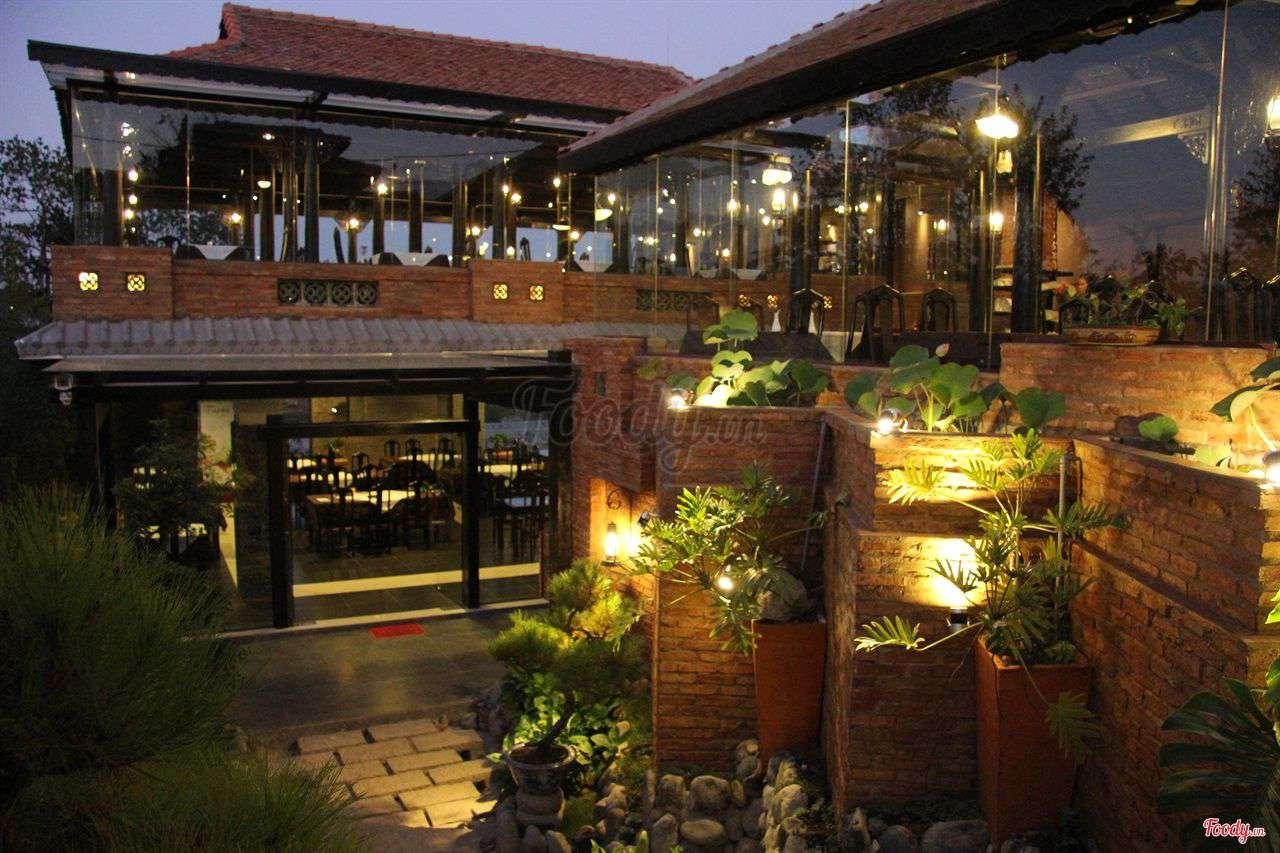 Nhà hàng Sông Mây nằm ở ngoại ô thành phố Đà Lạt - nhà hàng view đẹp nhất Đà Lạt
