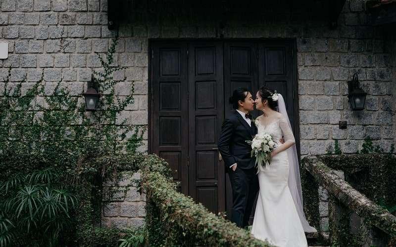 Thiện đường chụ ảnh cưới tuyệt đẹp ở Ana Mandara resort