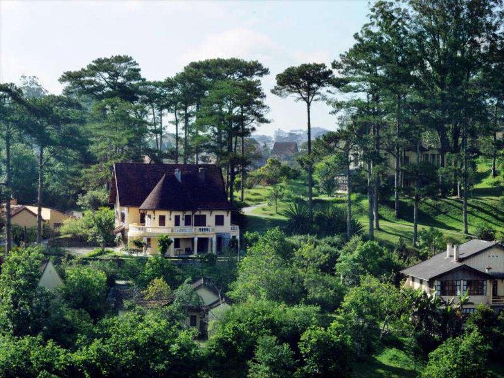 Ana Mandara Villas Resort mang nét cổ kinh kiến Pháp ở Đà LẠt