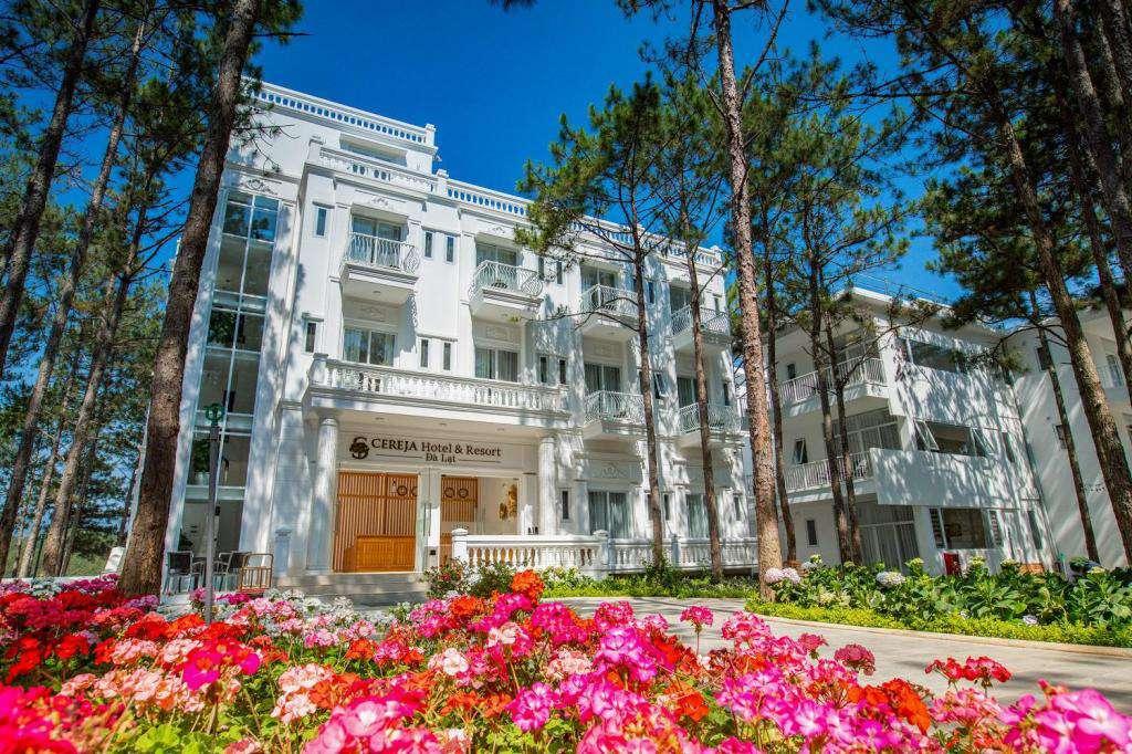 Ceraje Hotel thiên đường ngắm cảnh cao nguyên Đà Lạt mộng mơ ngắm