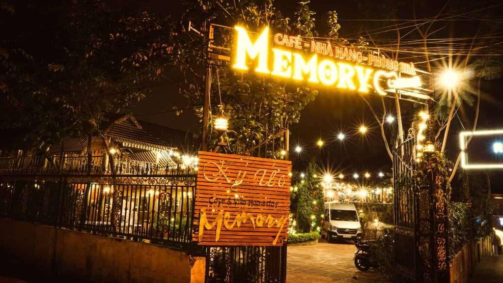 Nhà hàng khác sạn Memory Đà Lạt