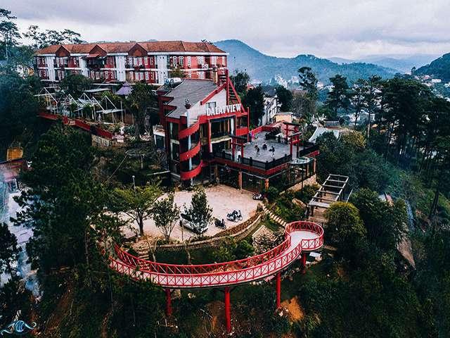 Nhà hàng Đà Lạt View - toplist nhà hàng view đẹp nhất Đà Lạt