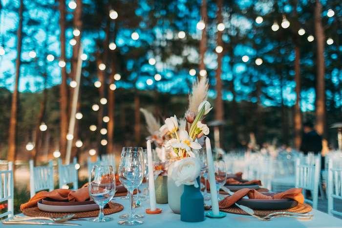 Địa điểm tổ chức tiệc cưới ngoài trời đẹp nhất Đà Lạt Resort Teracotta