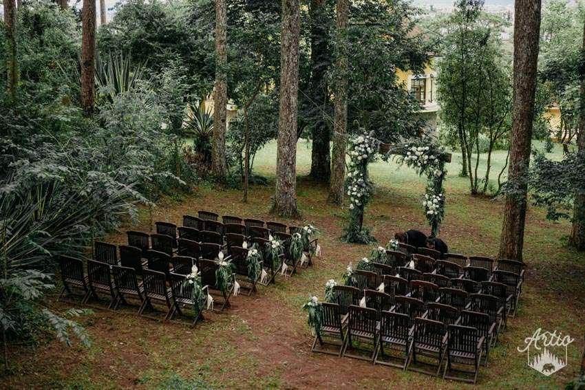 Địa điểm tổ chức tiệc cưới ngoài trời đẹp nhất đà lạt khách sạn Ana Mandara Villas Resort