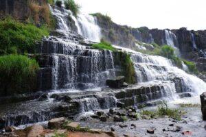 Thác Pongour thác nước đẹp nhất