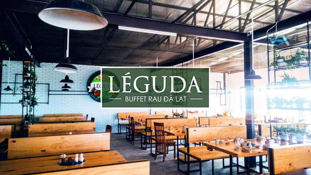 Leguda nhà hàng bufer rau điểm đến lí tưởng của nhiều du khách
