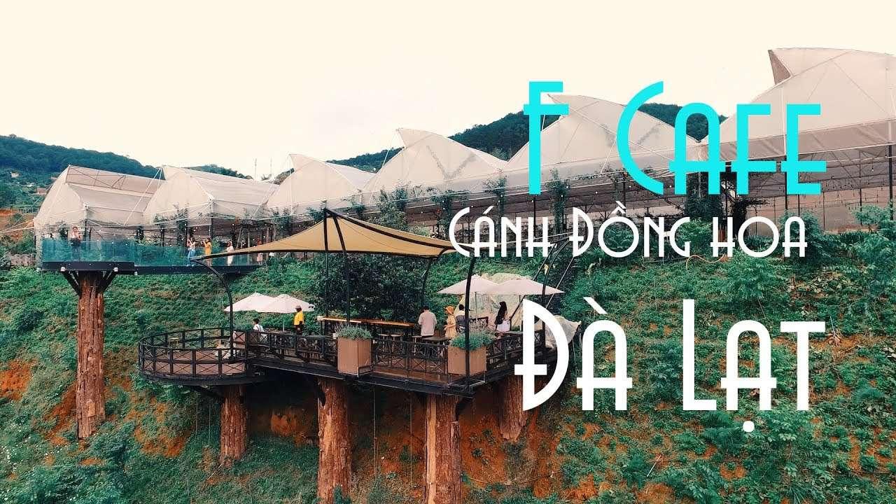 F- Cánh đồng hoa địa điểm tổ chức tiệc cưới ngoài trời đẹp nhất Đà Lạt