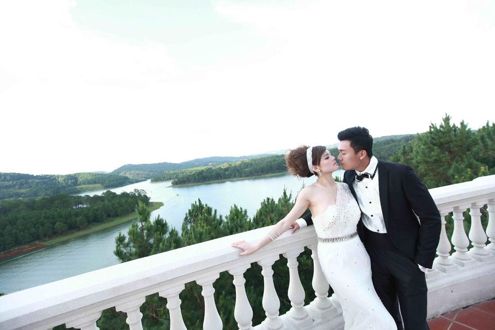 Thiên đường tổ chức tiệc cưới ngoài trời đẹp nhất Dalat Edensee lake resort & spa