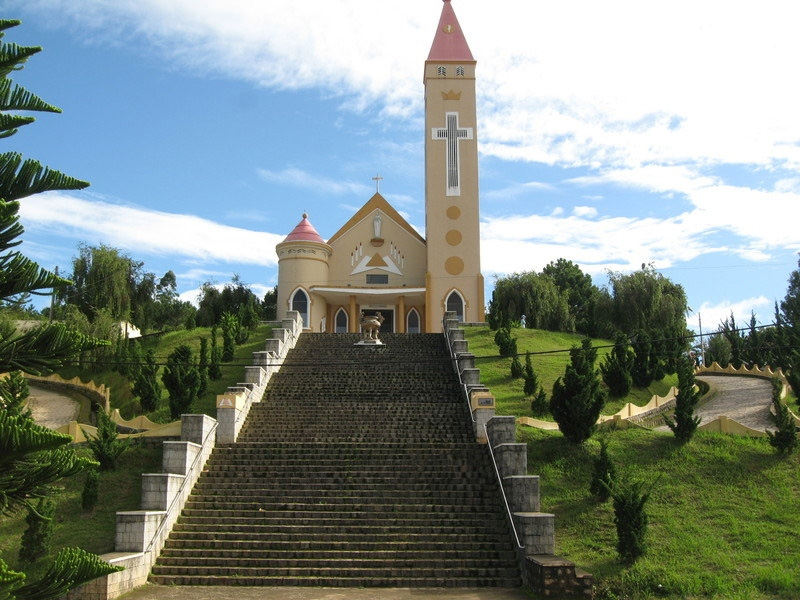 Nhà thờ Thánh Mẫu Đà Lạt
