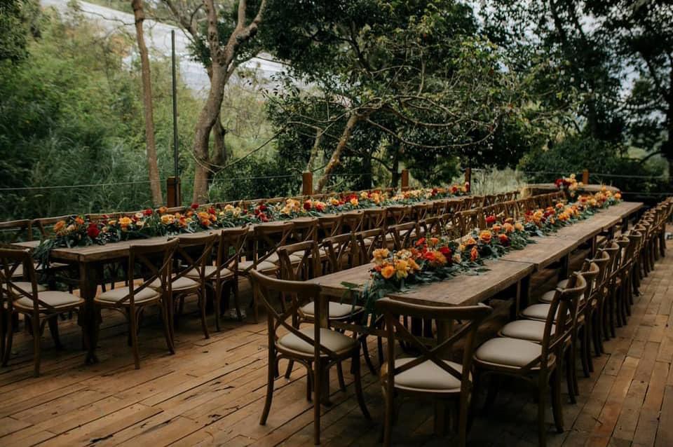 Địa điểm tổ chức tiệc cưới ngoài trời